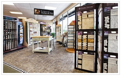Stone & Ceramic Tile Flooring Colors in Richmond & Glen Allen, Virginia (VA)
