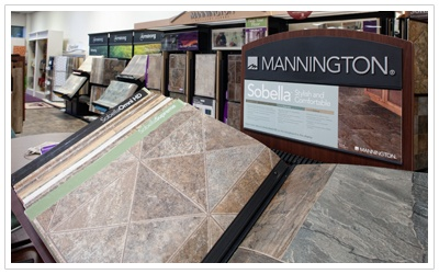 Luxury Plank Vinyl Flooring is Perfect for Homes in Richmond, Virginia (VA) like Mannington for Thickness