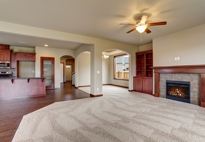 Which Home Rooms Need Wall to Wall Carpet Near Richmond, Virginia (VA) like Living Areas