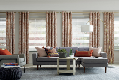Choosing EverWood Alternative Blinds for Homes Near Glen Allen Virginia (VA) for Living Room Light Control