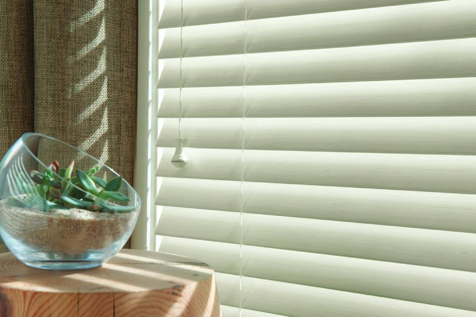 Add Warmth with Wooden Blinds for Homes near Richmond, Virgina (VA) including Everwood® Wood Alternative Blinds