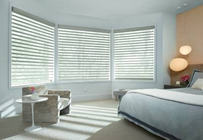 Light control at your leisure with PowerView® Automation by Hunter Douglas near Richmond, Virginia (VA)